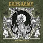 Cover:God´s Army – Demoncracy